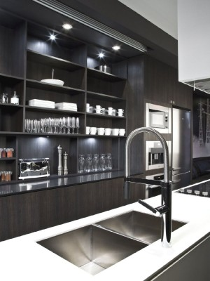 Storage-Kitchen-Furniture-Black-and-White-Interior-in-Block-Townhouse-by-Cecconi-Simone