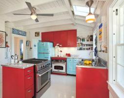 Кухня в ретро-стиле: на стыке времен