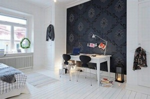 black-niche-wall-in-a-bedroom-impressive-interior-design