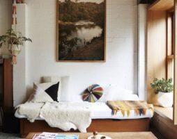 Интерьер в стиле винтаж в современном жилье