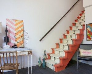 eclectic-staircase