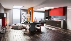 26-Red-wenge-kitchen