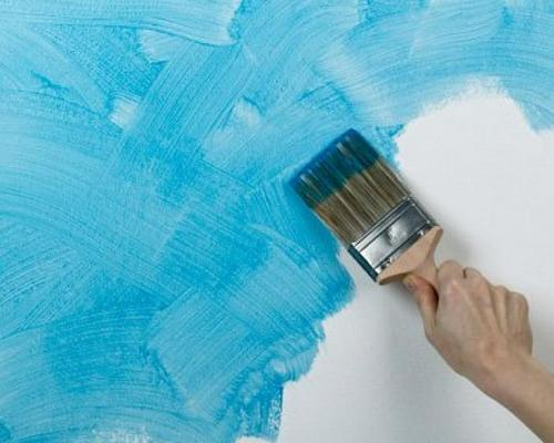 Как ляжет эмаль на масляную краску, если нет