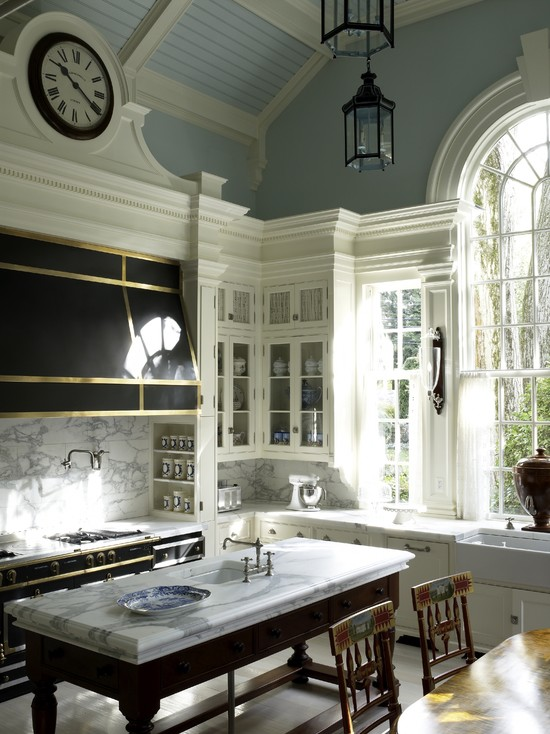 64 for Traditional home kitchens 2015