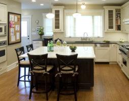 Островной модуль на Вашей кухне