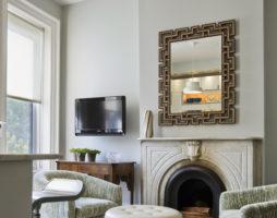 Зеркальные акценты в интерьере дома