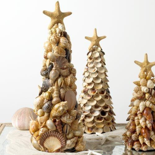 Поделки новогодние из ракушек своими руками фото