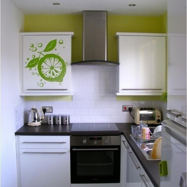 Как украсить холодильник фото