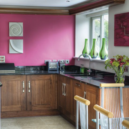 Fascinating Kitchen Wall Paint Color Ideas - plusarquitectura.info