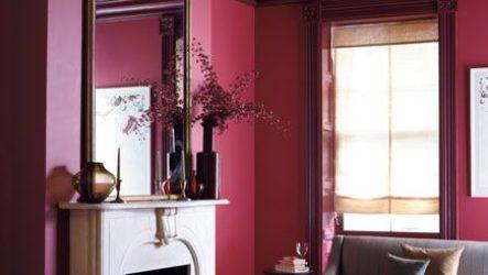 Цвет фуксии в интерьере Вашего жилища