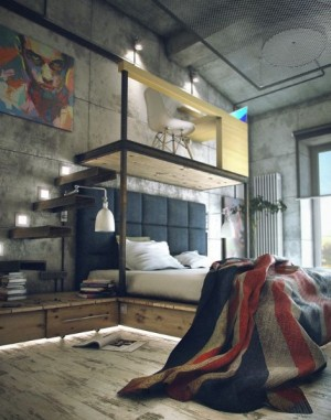 cool-mens-bedrooms - копия