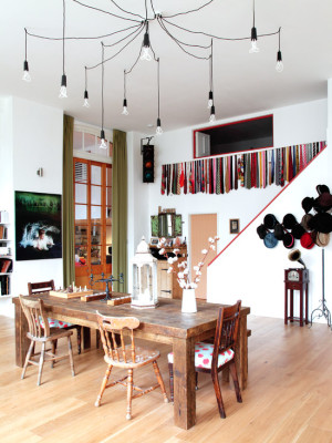 eclectic-dining-room - копия