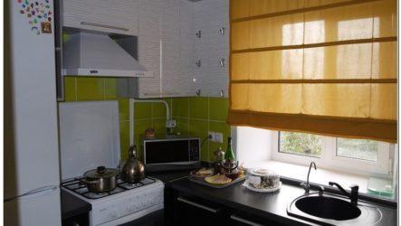 Дизайнерские ходы в оформлении кухни 5 кв м