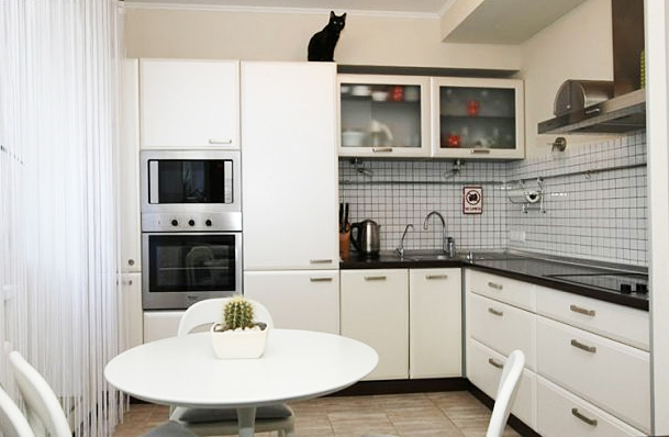 3 на 5 кухня дизайн