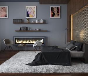 masculine-bedroom-idea-fireplace