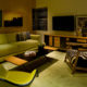 Зеленый дизайн в вашей гостиной