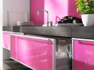 pink-kitchen-colors-modern-kitchens-3