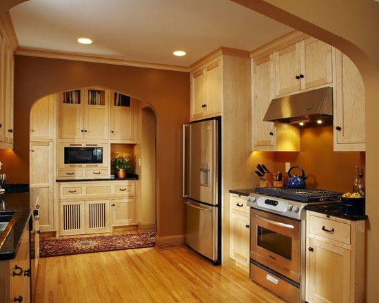 40 for Traditional home kitchens 2015
