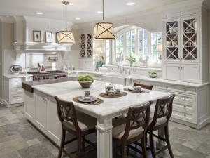 кухня для большой семьи