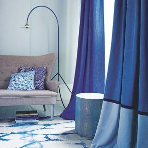 Blue-asymmetrical-living-room