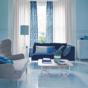 Blue-tonal-living-room