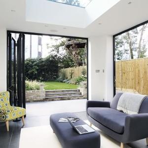 Modern-conservatory-with-bi-fold-doors