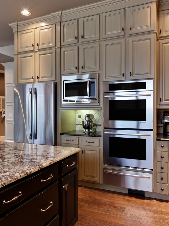 44 for Traditional home kitchens 2015