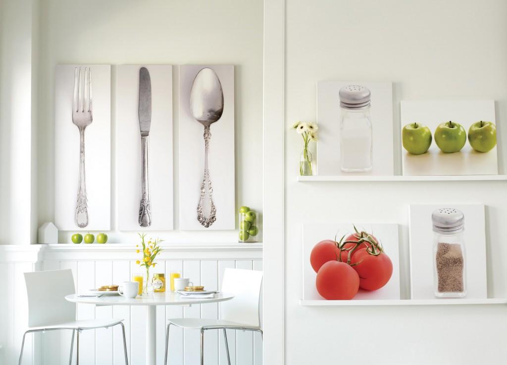 48Декор стен на кухне своими руками идеи