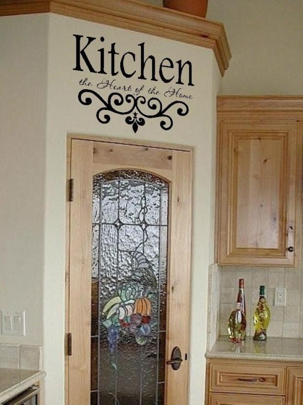 Украшение для кухонной мебели