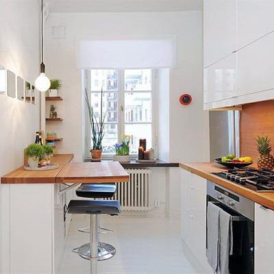 угловая кухня в хрущевке