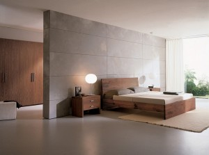 Bedroom-uses-limited-color-to-create-a-tranquil-space
