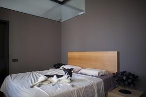 Small-minimalist-bedroon-in-grey
