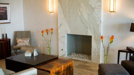 Мрамор в интерьере – натуральная роскошь в вашем доме