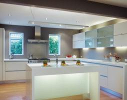 Модерн в интерьере кухни