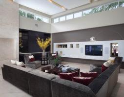 Идеи модерна для современной гостиной