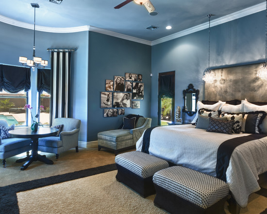 Black And Grey Bedroom In Marvelous Our New Fall Black Our