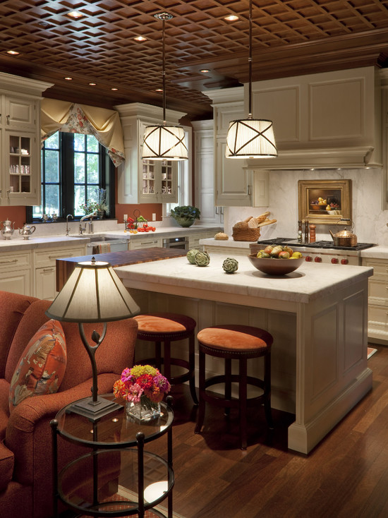 45 for Traditional home kitchens 2015