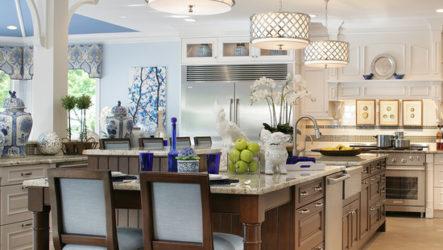 Кухня и специфика её освещения