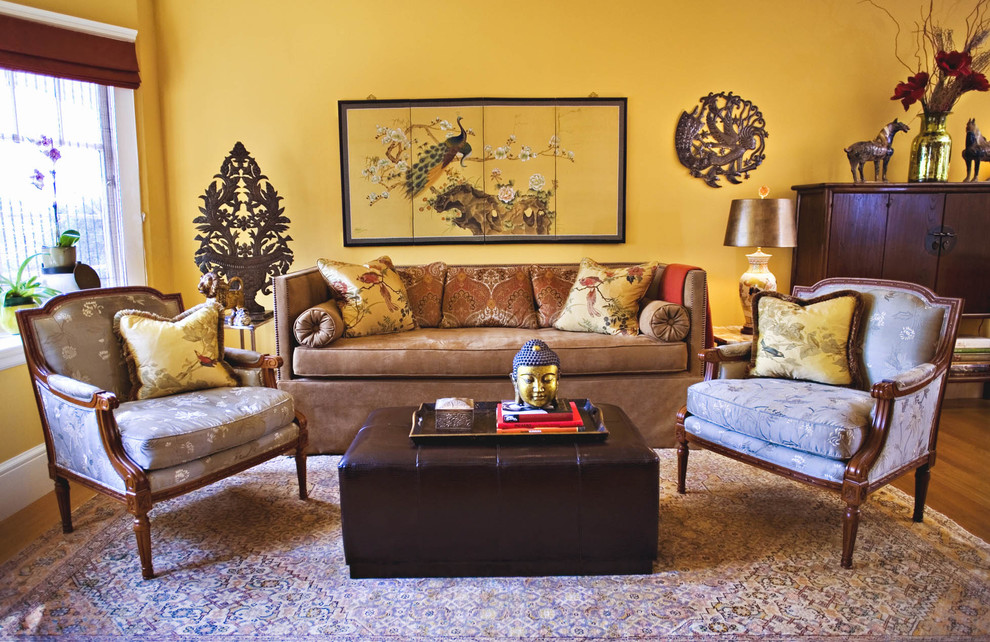 images of living room ottoman - #sc