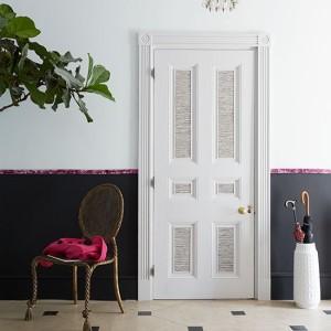 White-and-Black-Hallway-Livingetc-Housetohome