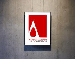 Подача заявки на участие в конкурсе A' Design Award & Competition