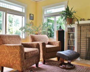 craftsman-living-room