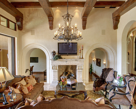 Дом в кенийском стиле
