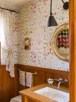 shabby-chic-powder-room