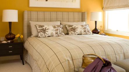 Желтая спальня: реальность или нонсенс?