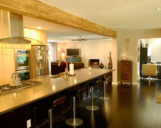 кухня гостиная дизайн 20 кв м