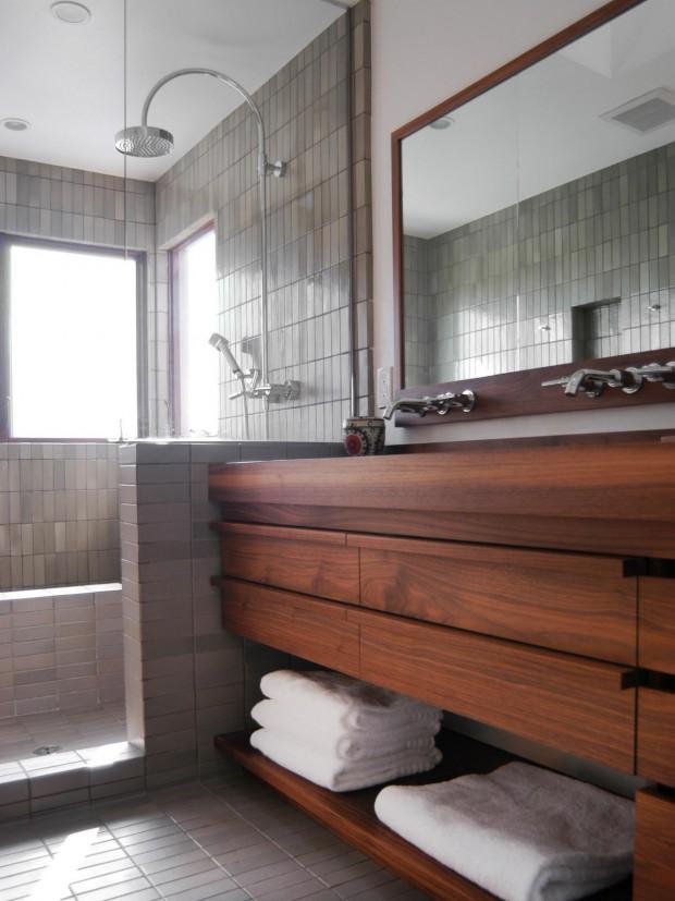 как выложить плитку в ванной