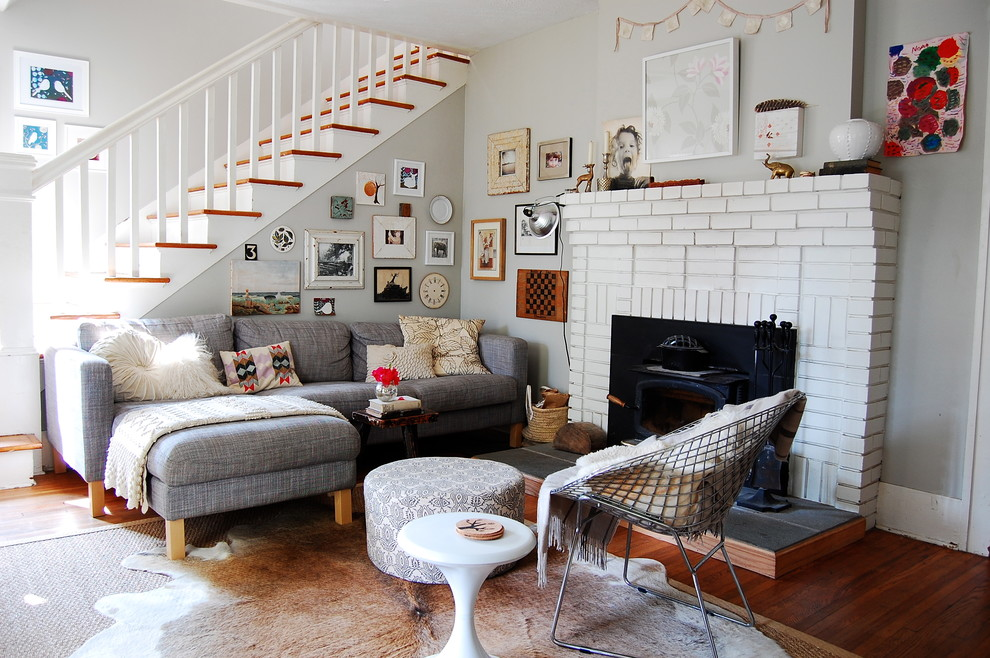 Дизайн интерьера дома в скандинавском стиле фото