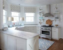 9 кв м для декора кухни – не катастрофа