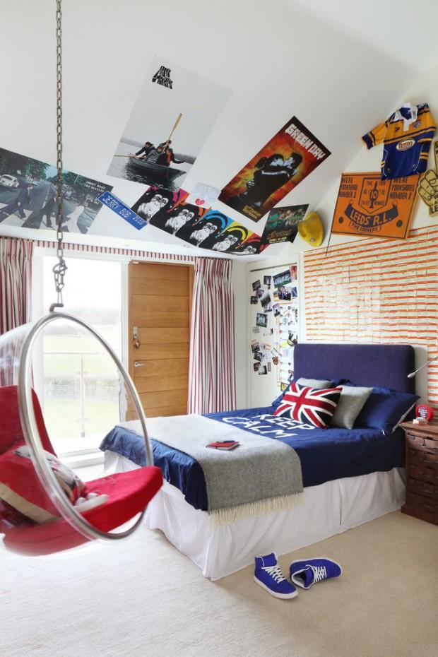 Детская комната для школьника